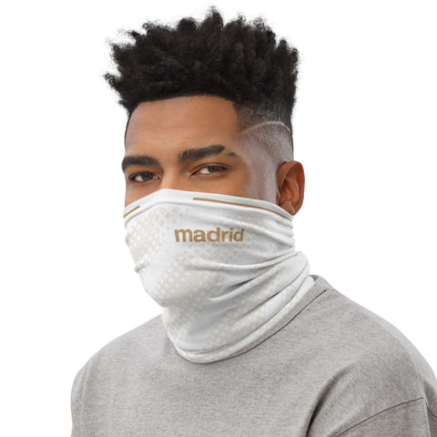 Madrid Hala Home Kit Gaiter Face Mask