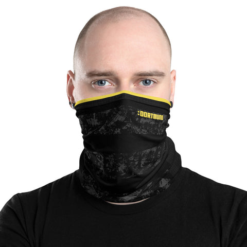 Dortmund 20 Away Kit Gaiter Face Mask