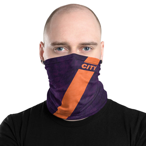 City 18 Third Kit Gaiter Face Mask