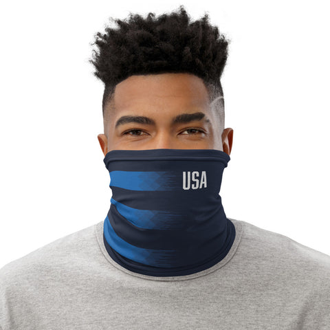 USA 18 Away Gaiter Face Mask