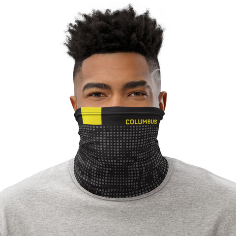Columbus 20 Away Kit Gaiter Face Mask