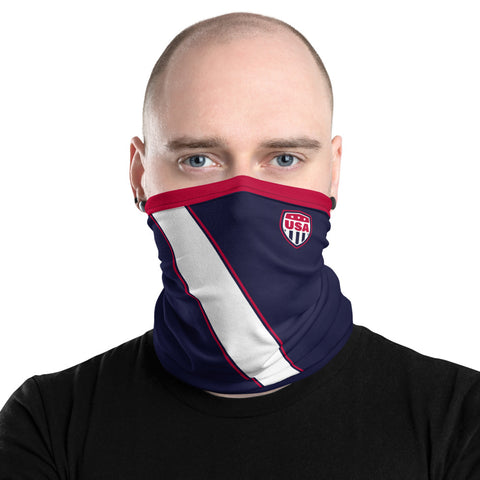 USA 2010 Blue Sash Away Kit Gaiter Face Mask