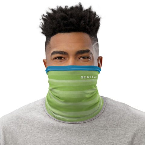 Seattle 20 Home Kit Gaiter Face Mask