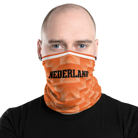 Netherlands 88 Home Kit Gaiter Face Mask