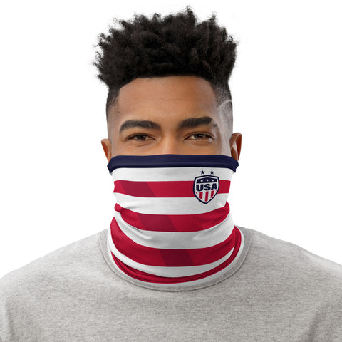 USA 2012 Waldo Home Kit Gaiter Face Mask