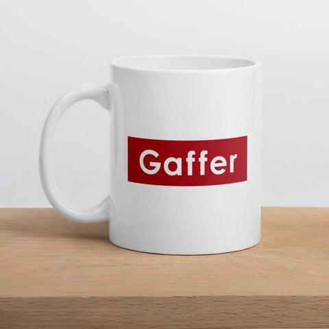 Gaffer 11oz Soccer Coffee Mug