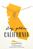 State Necklace - Gold - CALIFORNIA