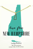 State Necklace - Gold - NEW HAMPSHIRE - 4 pk