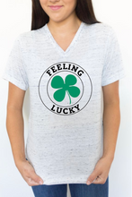 "Load image into Gallery viewer, ""Feeling Lucky"" Tee"