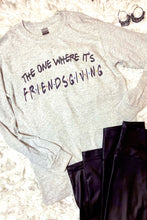 Load image into Gallery viewer, Friendsgiving Long Sleeve Tee
