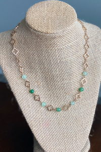 Lucky Jade Necklace