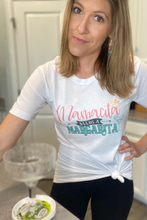 "Load image into Gallery viewer, ""Mamacita Needs A Margarita"" Tee"