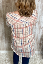 Load image into Gallery viewer, Spring Plaid Top