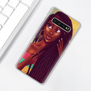 MELANIN POPPIN Phone Case for Samsung