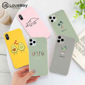Silicone Phone Cases For iPhone