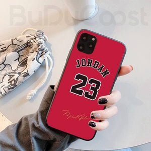 Jordan - 23 Phone Case For iPhones
