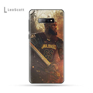 LeBron James Phone Case for Samsung Series