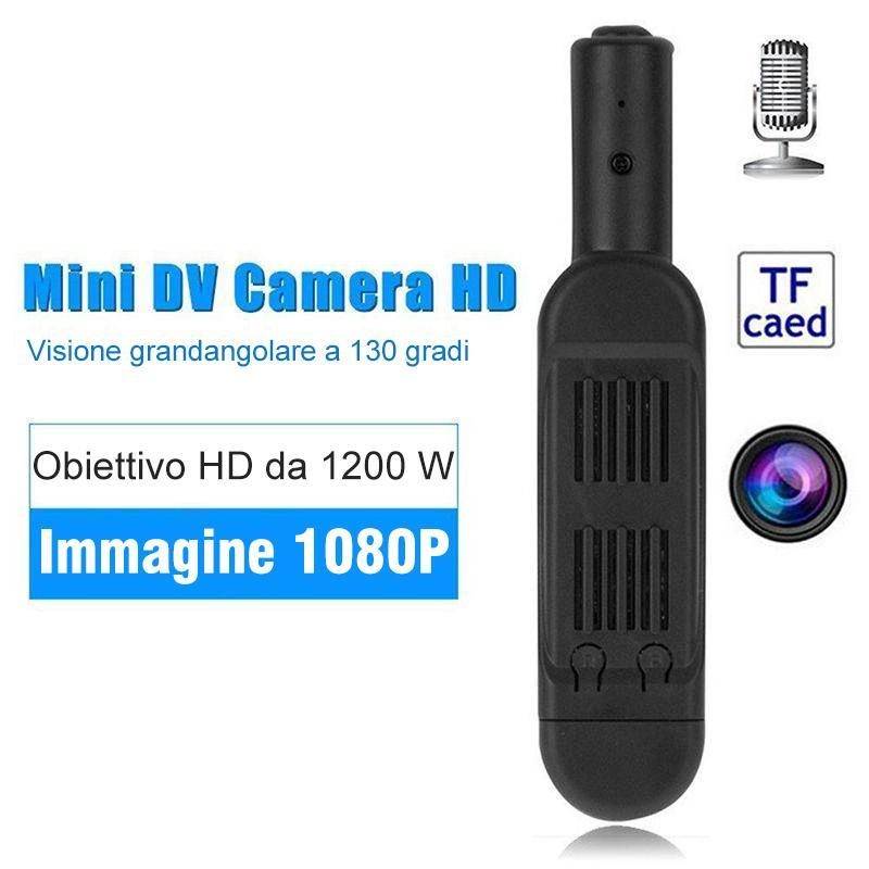 Videoregistratore mini HD