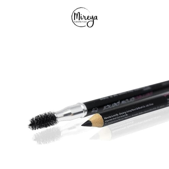 PERFECT BROW PENCIL ORIGINAL BPOM - PENSIL ALIS+SIKAT - BLACK