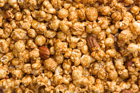 Chico Pops caramel corn