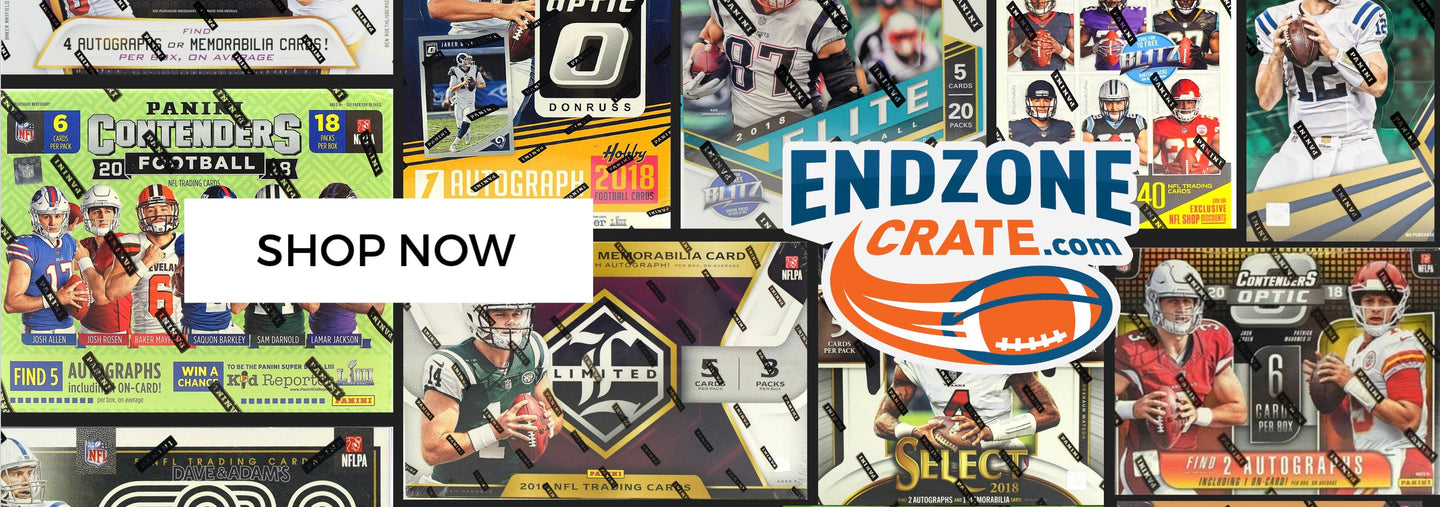 Football Card Subscription Box