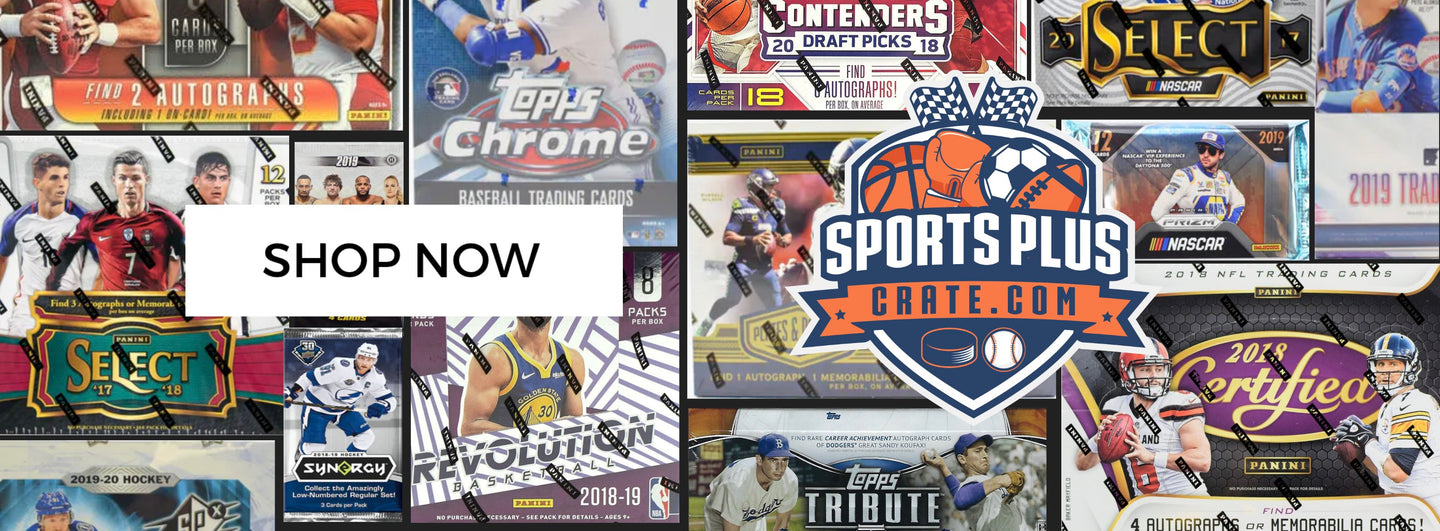 Multi Sport Card Subscription Box