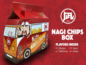 NAGI CHIPS BOX