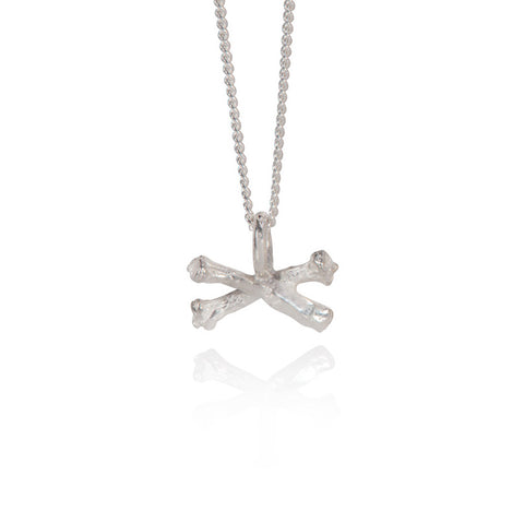 Crossbones Necklace