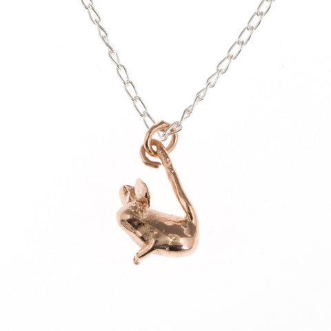 Dormouse Necklace