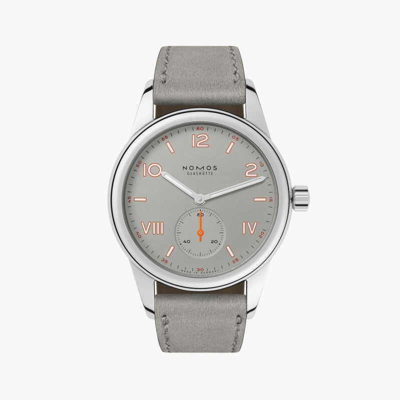 NOMOS Glashütte Club Campus 36 Absolute Gray 712