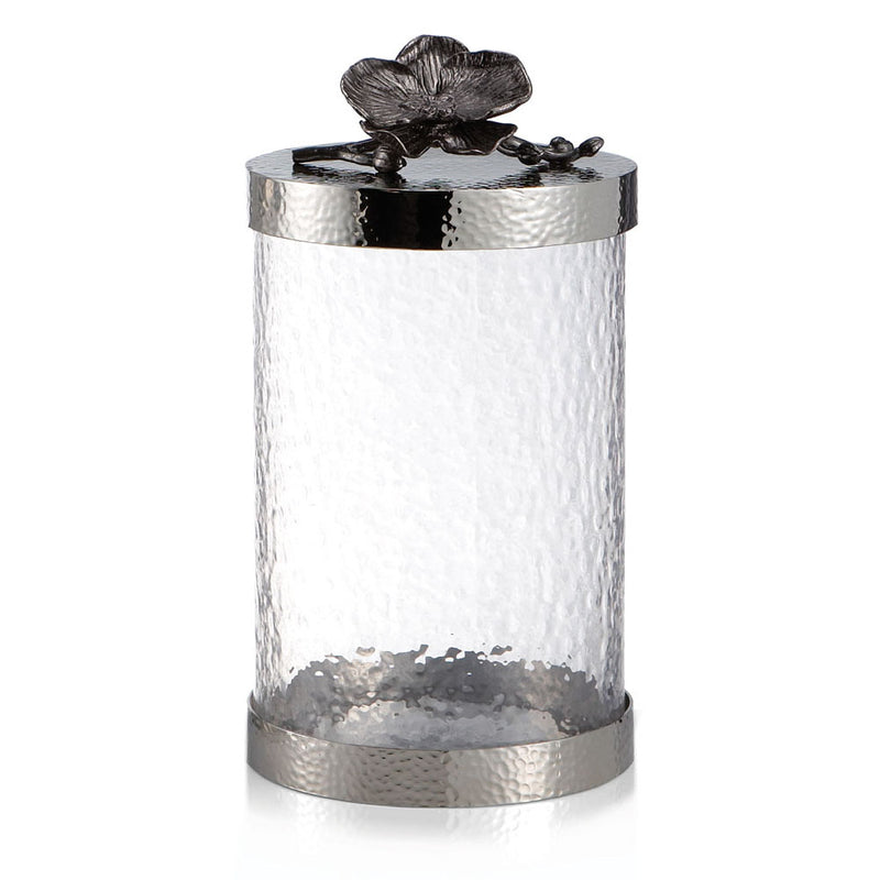 Black Orchid Medium Canister