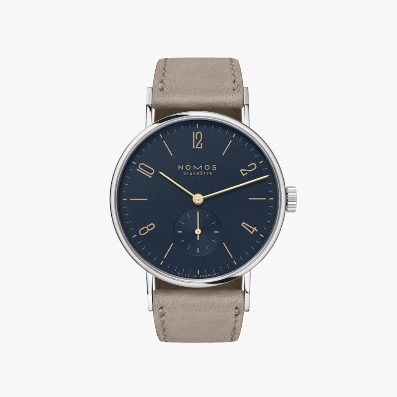 NOMOS Glashütte Tangente Midnight Blue 133