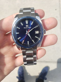 Grand Seiko Limited Edition SBGP015
