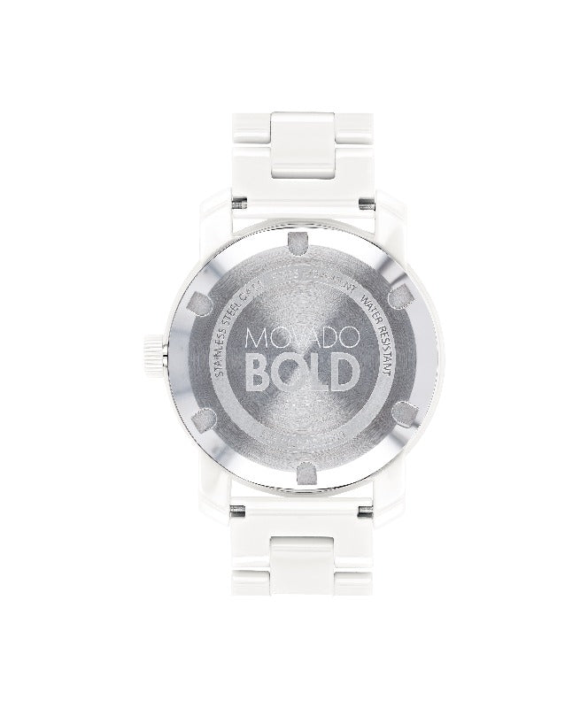 Movado Bold Ceramic Watch 3600534
