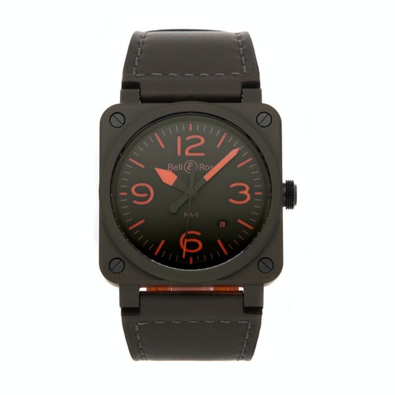 Bell and Ross 2019 Pilot Watch BR0392-KAO-CE/SC