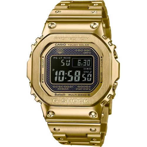 G-Shock Full Metal Gold GMWB5000GD-9