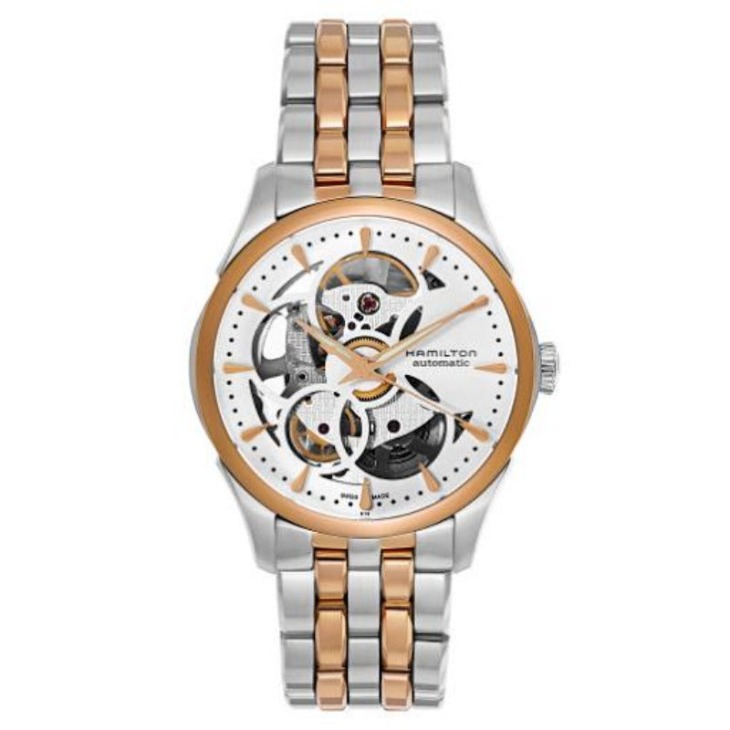 Hamilton Jazzmaster Viewmatic Skeleton Lady Automatic H32425251