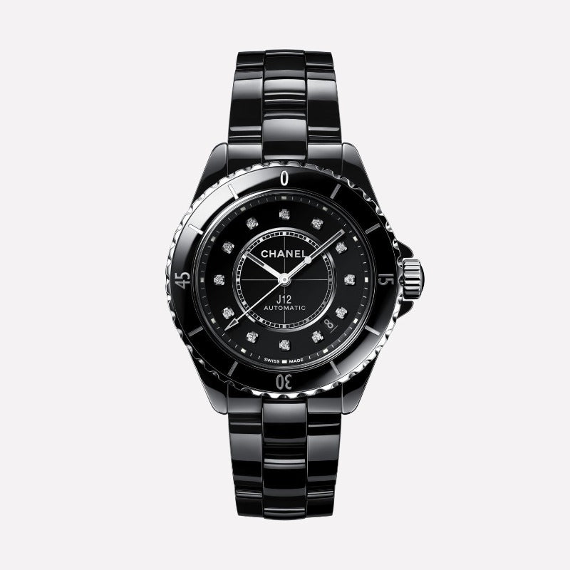 Chanel J12 Diamond Dial H5702 Watch