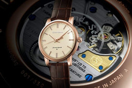 Grand Seiko 140th Anniversary Limited Edition SBGW260