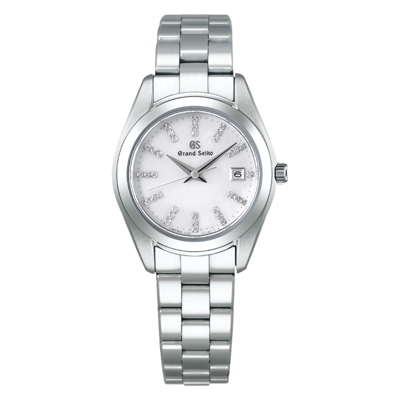 Grand Seiko Ladies Elegance Diamond Watch STGF269
