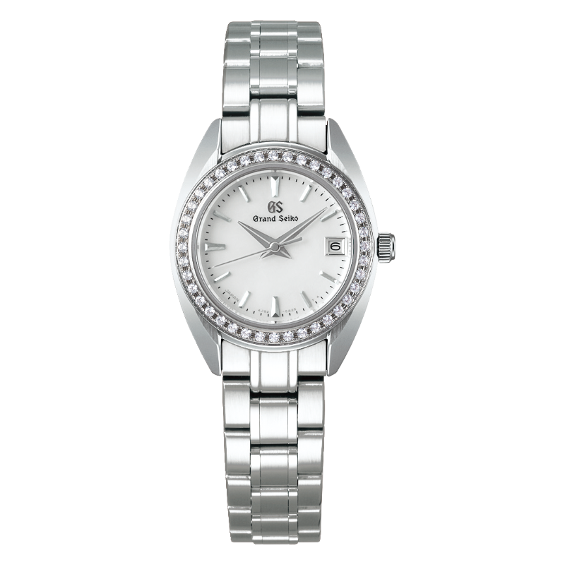 Grand Seiko Ladies Elegance Diamond Watch STGF279