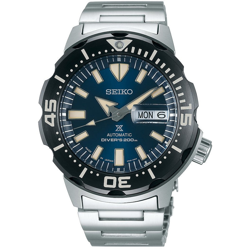 Seiko Prospex Divers Monster SRPD25K1