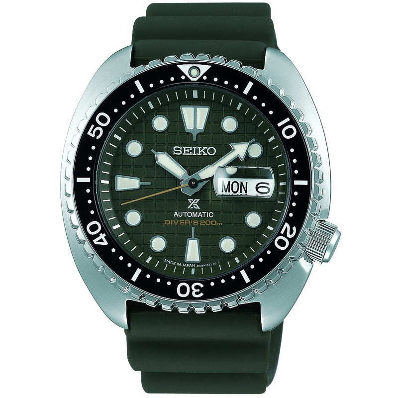 Seiko Automatic Diver King Turtle SRPE05K1
