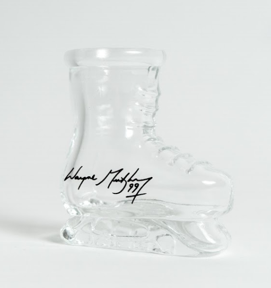 Skate Shot Glass