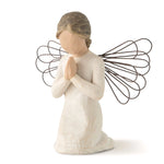 Angel of Prayer Figurine by Willow Tree