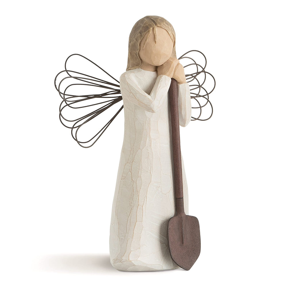 Angel of the Garden Figurine by Willow Tree
