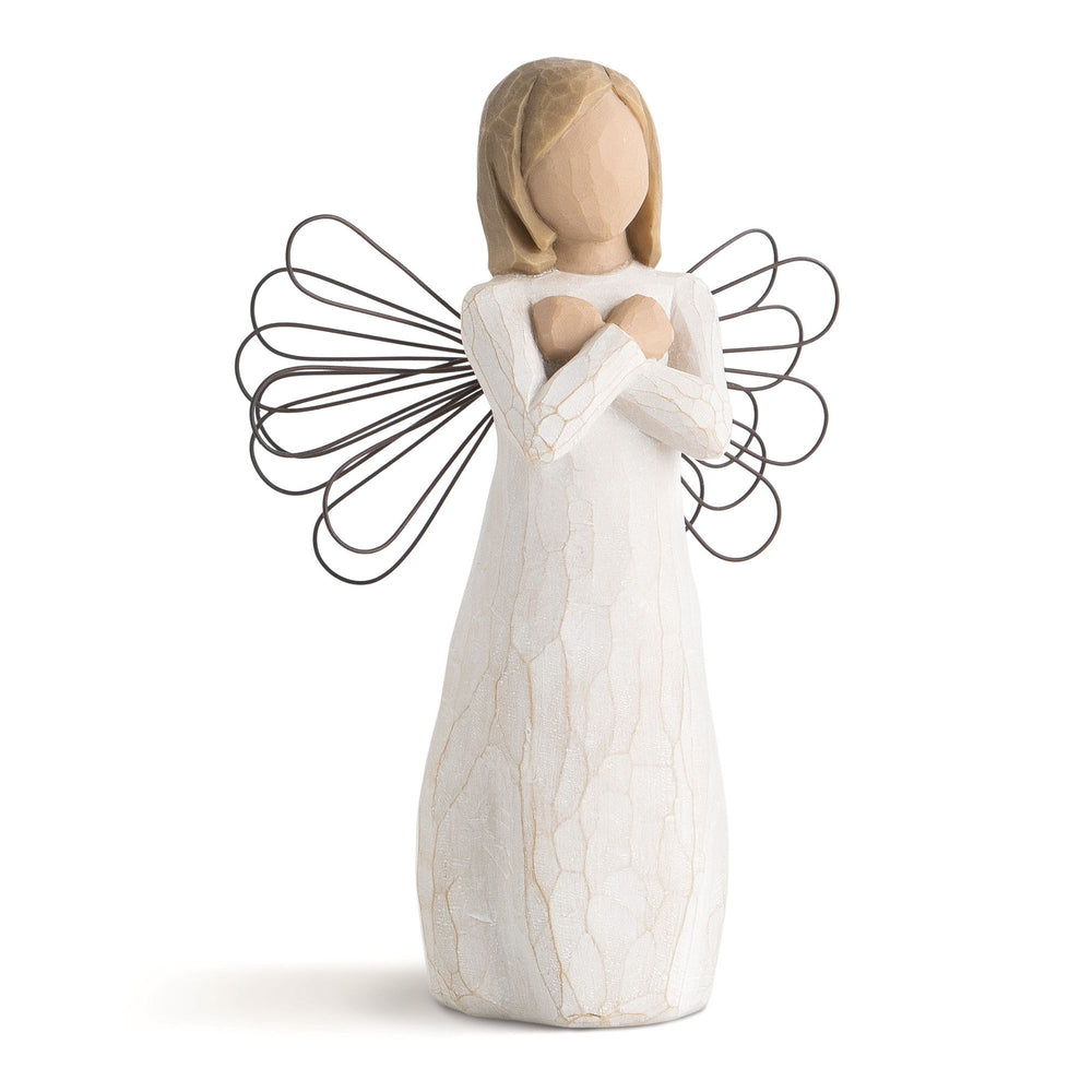 Sign for Love Figurine by Willow Tree