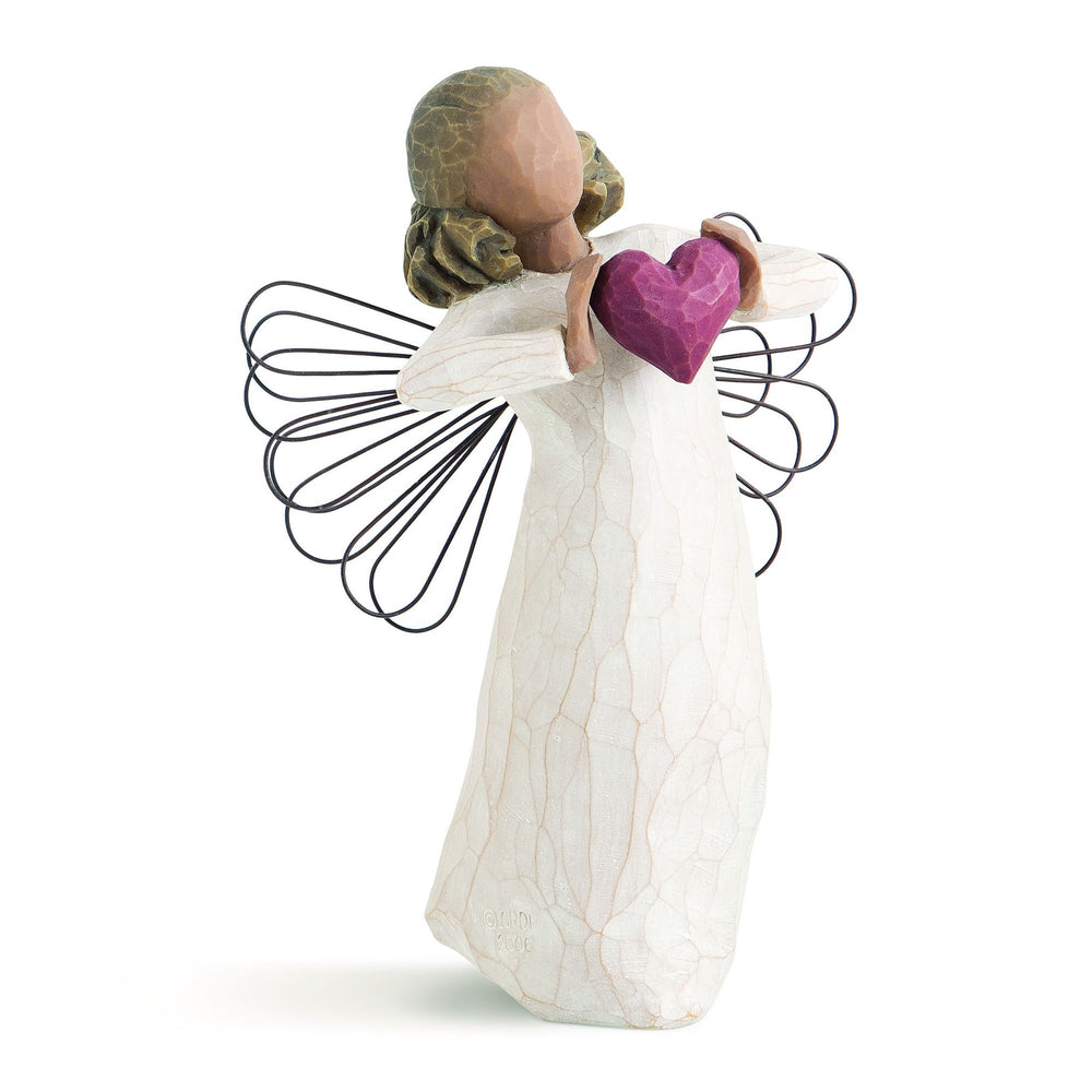 With Love Figurine by Willow Tree