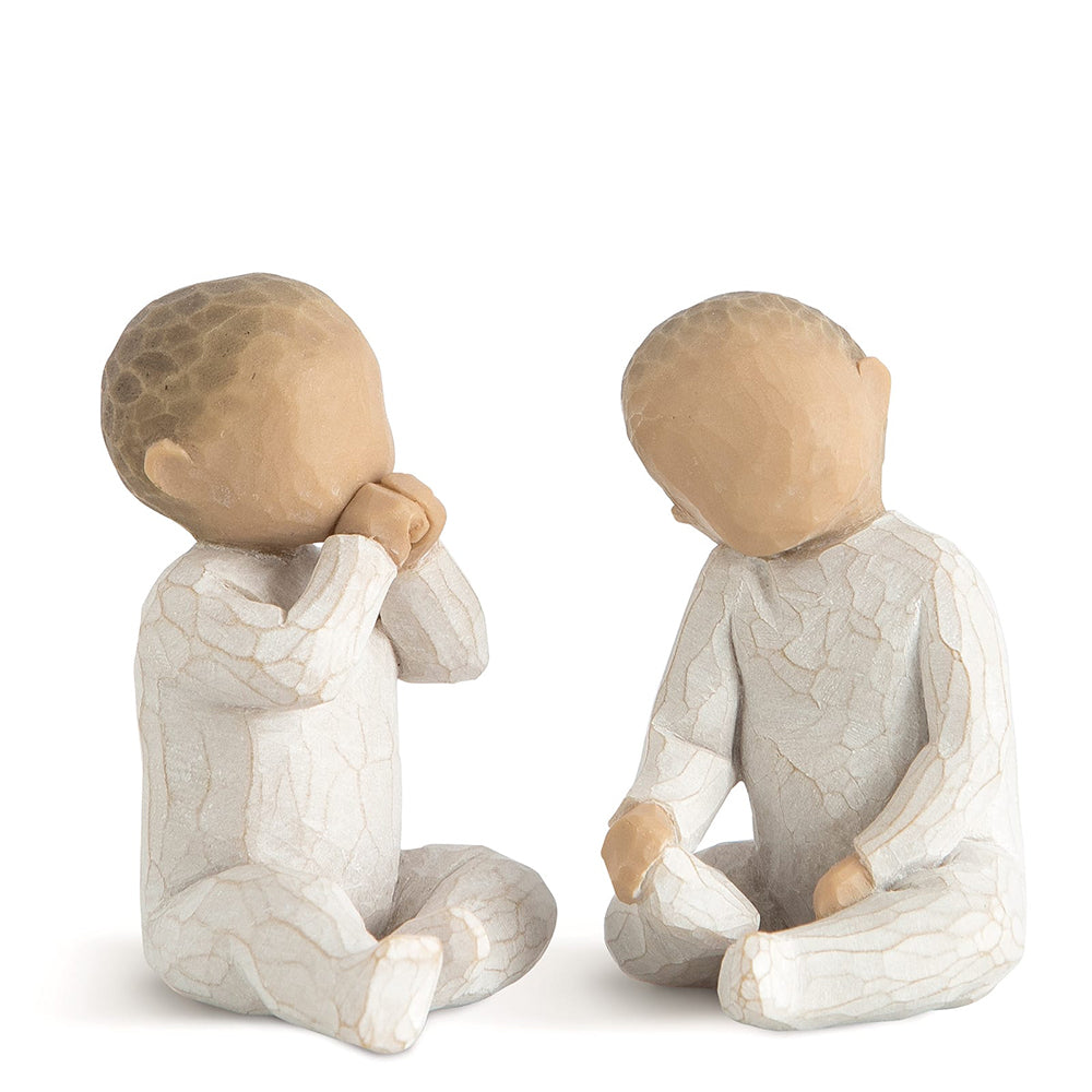 Two Together Figurine by Willow Tree