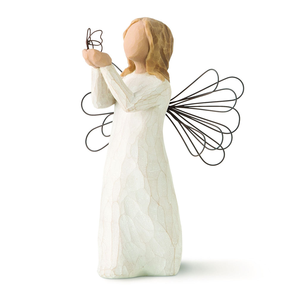 Angel of Freedom Figurine by Willow Tree
